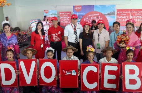 AirAsia Heats Up Summer With New Flights to Davao, Cebu, Boracay, Palawan and Clark