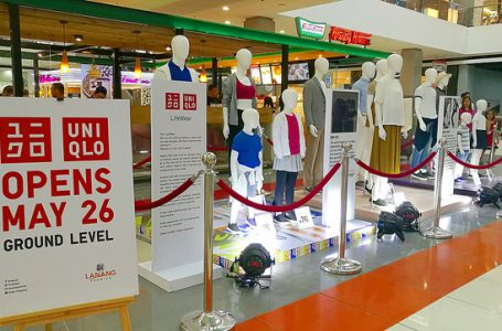 UNIQLO Philippines Opens 1st Store in Mindanao in SM Lanang Premier