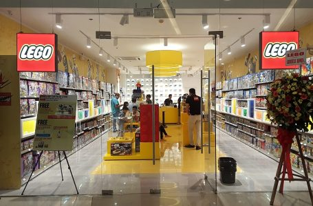 LEGO Certified Store Now in Davao City for DavAwesome Fun and Adventure