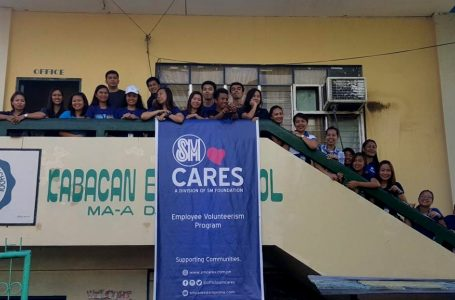 SM Malls in Mindanao Join Hands in Brigada Eskwela