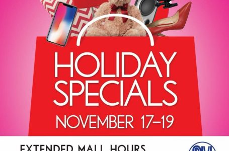 SM City Davao Turns 16, Offers Holiday Specials This Weekend