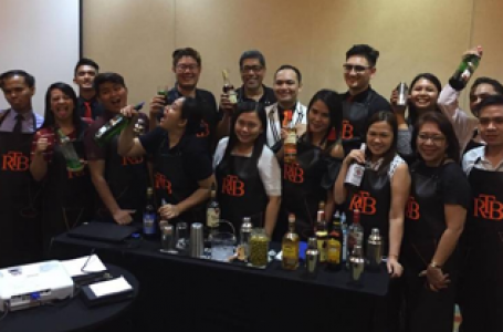 Marco Polo Davao's Raise The Bar Mixology Class of Bartending & Mixology
