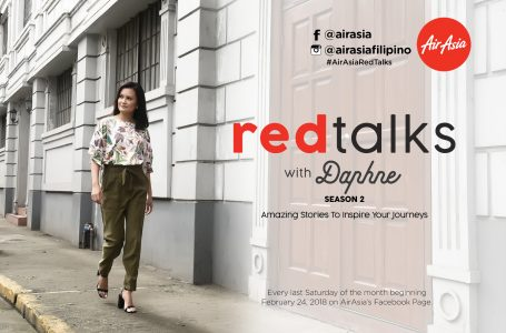 AirAsia Red Talks With Daphne Season 2 Amazing Stories To Inspire Your Journeys