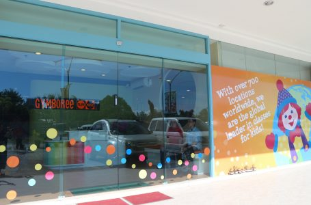 Gymboree Play and Music School for Young Kids at Lanang Business Park