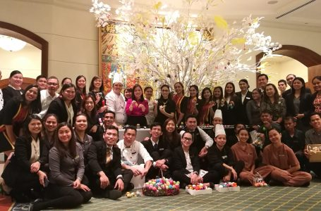 Paskris Tree Ceremony For A Meaningful Start at Marco Polo Davao