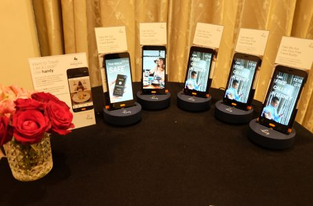 Marco Polo Davao Launched the handy Smartphone