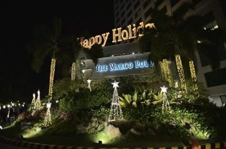 Marco Polo Davao Christmas Lighting Ceremony