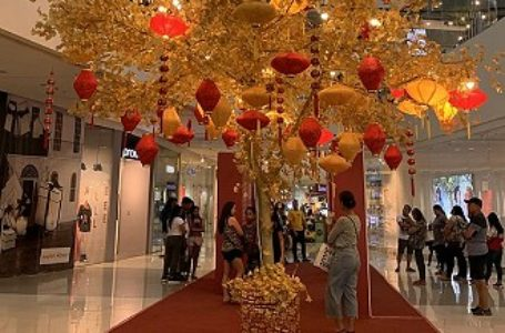 Davao Life Photo: Abreeza Ayala Mall Celebrates Chinese New Year 2020 | Year of the Metal Rat