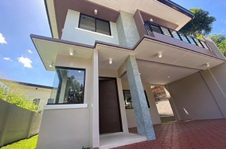 Properties For Sale: Brand New Residential House & Lot in North Crest Subdivision in Tigatto, Buhangin