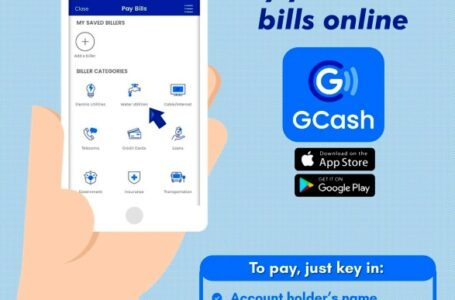 DCWD Bills payment online now available thru GCash