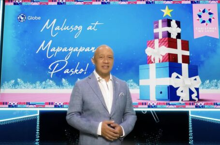 Globe Recreates Christmas For All Filipinos in this Year's Fully Digital Wonderful World of Globe